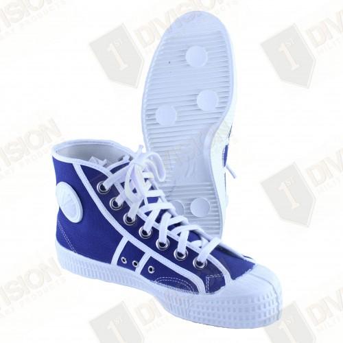 Chaussures de sport tchèque (bleues)