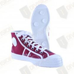 Chaussures de sport tchèque (rouges)
