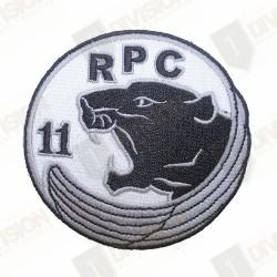Ecusson 11ème Régiment Parachutiste de Choc (11 RCP)