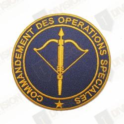 Ecusson Commandement des Opérations Spéciales (COS)