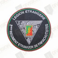 Ecusson Légion Etrangère 2éme REP (HV)