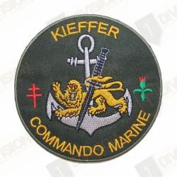 Ecusson Commando-Marine Kieffer