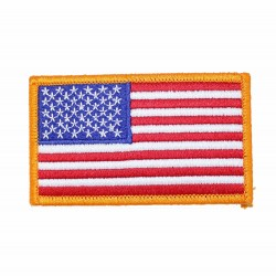 Patch drapeau USA