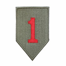 Patch US 1st Division