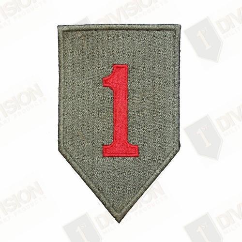 Patch US 1st Division