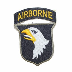 Patch US Airborne (bord vert)