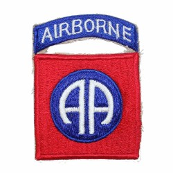 Patch US 82ème Airborne