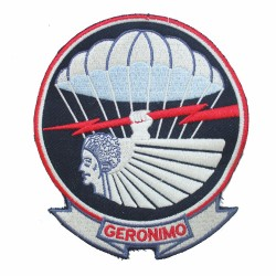 Patch Geronimo 501ème Regiment d'infanterie (GM)