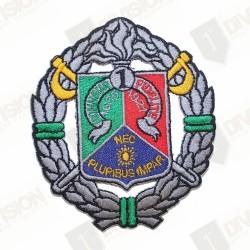 Ecusson Légion Etrangère 1er Régiment Etranger de Cavalerie
