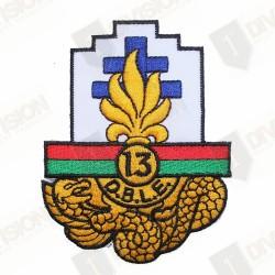Ecusson Légion Etrangère 13ème DBLE