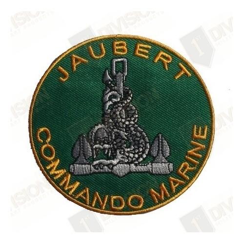 Ecusson Commando-Marine Jaubert