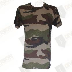 T-shirt camouflé Petit Bateau