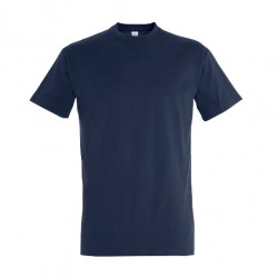 T-shirt bleu Marine Nationale (100% coton)