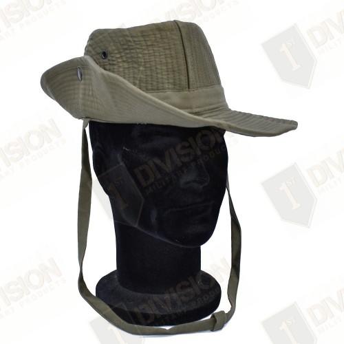 Chapeau de brousse Mdle 49 (kaki)