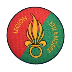 Ecusson Légion Etrangère