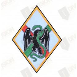 Ecusson Légion étrangère 1er Régiment Etranger