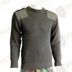 Pull Commando en laine