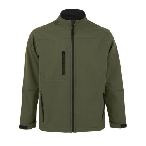 Veste softshell Army + pack personnalisation