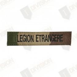 Bande patronymique Légion Etrangère