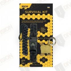 Kit de survie EDCX
