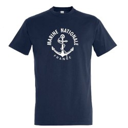 T-shirt Marine Nationale (homme)