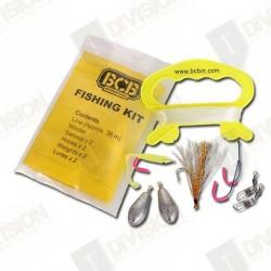 Kit de survie de pêche BCB