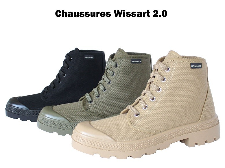 Chaussures Wissart 2.0